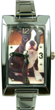 French Bulldog Face Watch  Click to enlarge